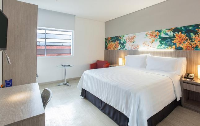 KING SINGLE ROOM GHL Style Hotel Neiva Neiva